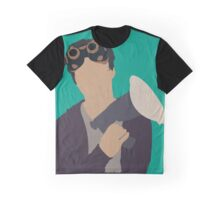 Ezekiel Jones - The Librarians Graphic T-Shirt