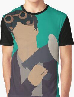 Ezekiel Jones - The Librarians Graphic T-Shirt