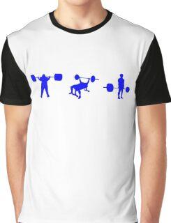 Powerlifting Graphic T-Shirt