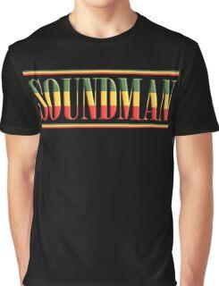 Reggae Soundman Bold Graphic T-Shirt