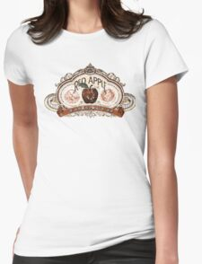Red Apple Tobacco Womens Fitted T-Shirt