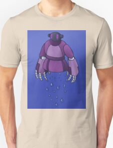 A Friend at the Bottom of the Sea Unisex T-Shirt