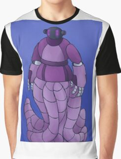 A Friend at the Bottom of the Sea 2.0 Graphic T-Shirt