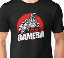 Gamera The Brave Flying Turtle Japanese Monster Kaiju  Unisex T-Shirt