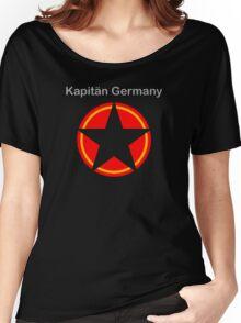 Kapitän Germany Women's Relaxed Fit T-Shirt