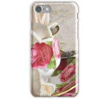 Cup  o´roses iPhone Case/Skin