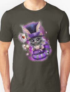 purple cat T-Shirt
