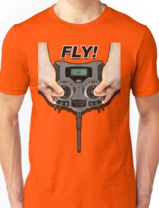 Fly RC - Radio Unisex T-Shirt