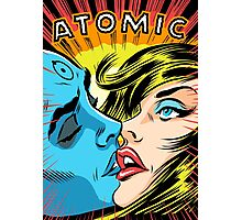 Atomic Love Photographic Print