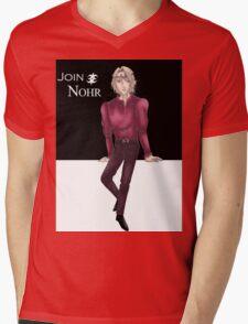 Supermodel Xander Mens V-Neck T-Shirt
