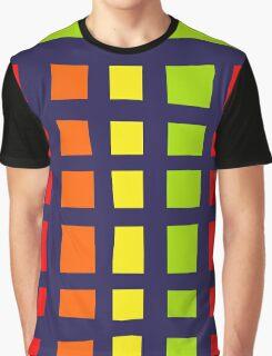 Fruit Stripe Graphic T-Shirt