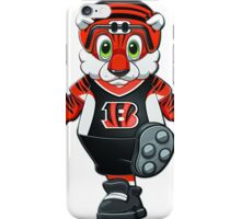 CINCINNATI BENGALS CARTOON iPhone Case/Skin
