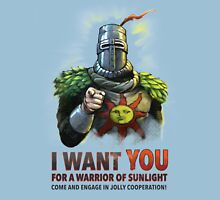 Warrior of Sunlight Recruitment Classic T-Shirt