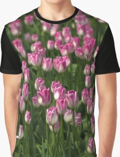 Tulip Time Graphic T-Shirt