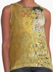 Gustav Klimt  - Portrait of Adele  Contrast Tank