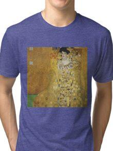 Gustav Klimt  - Portrait of Adele  Tri-blend T-Shirt