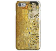 Gustav Klimt  - Portrait of Adele  iPhone Case/Skin