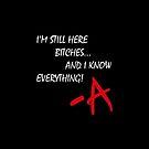 Pretty Little Liars - I'm Still Here B*tches by 4ogo Design