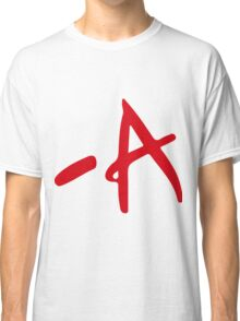 A - Pretty Little Liars Classic T-Shirt