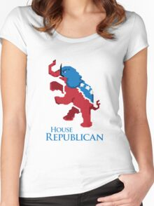 House Republican Women's Fitted Scoop T-Shirt