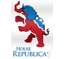 House Republican Poster