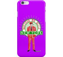 Bonjour ma belle New York by Francisco Evans ™ iPhone Case/Skin