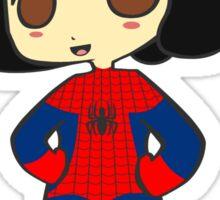 SUPERHERO PRINCESS Sticker