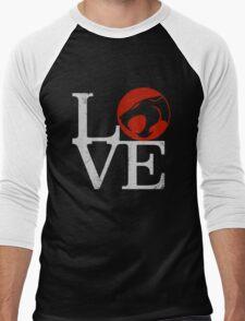 LOVE HOOOOO! Men's Baseball ¾ T-Shirt