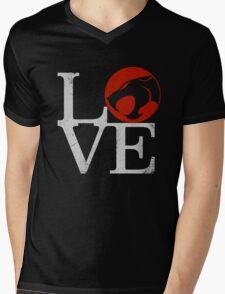 LOVE HOOOOO! Mens V-Neck T-Shirt