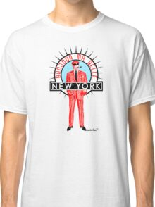 Bonjour ma belle New York by Francisco Evans ™ Classic T-Shirt