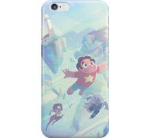 Steven Floats iPhone Case/Skin