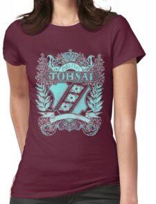 Haikyuu Team Types: Fancy Aoba Johsai  Womens Fitted T-Shirt