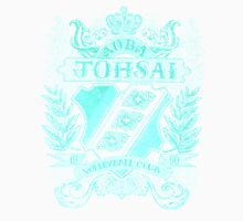 Haikyuu Team Types: Fancy Aoba Johsai  Unisex T-Shirt