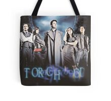 Torchwood Tote Bag