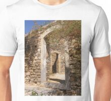 Shaded Entry Crete - Greece Unisex T-Shirt