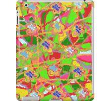 Flower Countryside Counterpane iPad Case/Skin