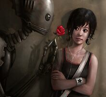 Robot In Love by rudyfaber