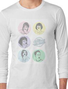Cirque de Strokes Long Sleeve T-Shirt