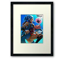 Female Ninja - Ragnarok Online Framed Print
