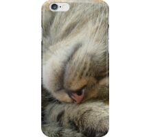 Sleeping iPhone Case/Skin
