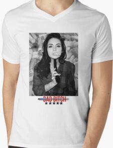 Lindsay Lohan - GUN. Mens V-Neck T-Shirt