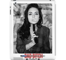 Lindsay Lohan - GUN. iPad Case/Skin