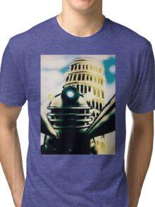 Dalek Selfie Tri-blend T-Shirt