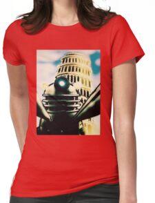 Dalek Selfie Womens Fitted T-Shirt