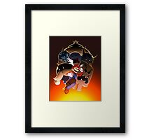 Super Mario 64 Framed Print
