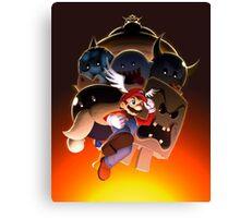 Super Mario 64 Canvas Print