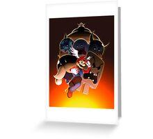 Super Mario 64 Greeting Card