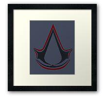 °GEEK° Assassin's Creed Logo  Framed Print