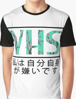 vhs Graphic T-Shirt