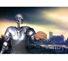 Hamlet Science-Fiction Photographic Print